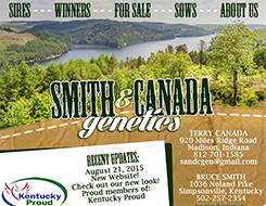 New Site: Smith and Canada Genetics