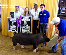 Team Purebred Eastern Regional Results